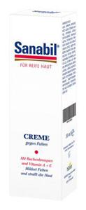 Sanabil<sup>®</sup>Creme gegen Falten
