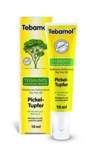 Tebamol<sup>®</sup>Teebaumöl Pickel-Tupfer