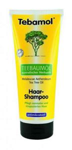 Tebamol<sup>®</sup>Teebaumöl Haar-Shampoo