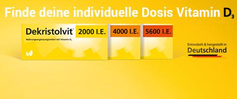 Dekristolvit® D3